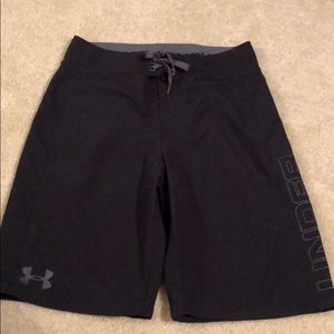 Under Armour bathing suit board shorts